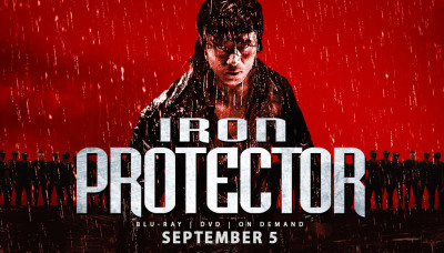 """Home Video: """"Iron Protector"""" Kicks its Way onto Blu-Ray in September from Well Go USA"""