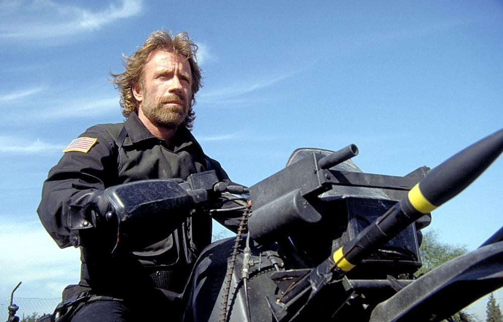 """Classic Action: """"The Delta Force"""" is Chuck Norris at His Best!"""