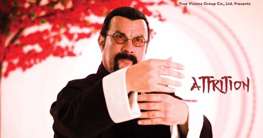"First Look Images and Synopsis Arrive for Steven Seagal's New Action Film ""Attrition"""