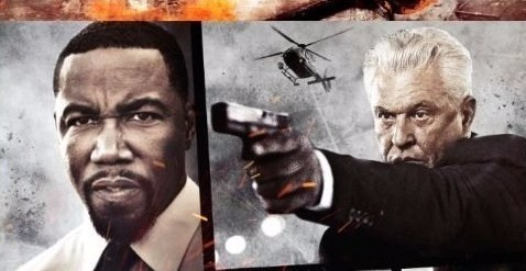 """Trailer: Michael Jai White and Quinton """"Rampage"""" Jackson Face Off in """"Cops And Robbers"""""""