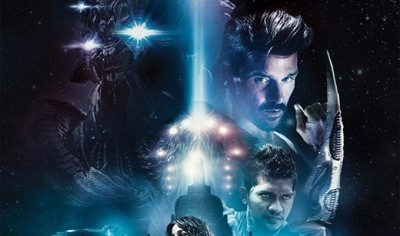"Trailer: Frank Grillo and Iko Uwais Unite to Stop an Alien Invasion in ""Beyond Skyline"""
