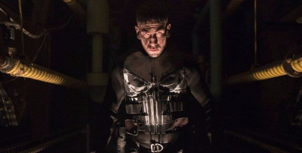 "Jon Bernthal is Ready to Dish Out Punishment in an Official Photo from ""Marvel's The Punisher"""