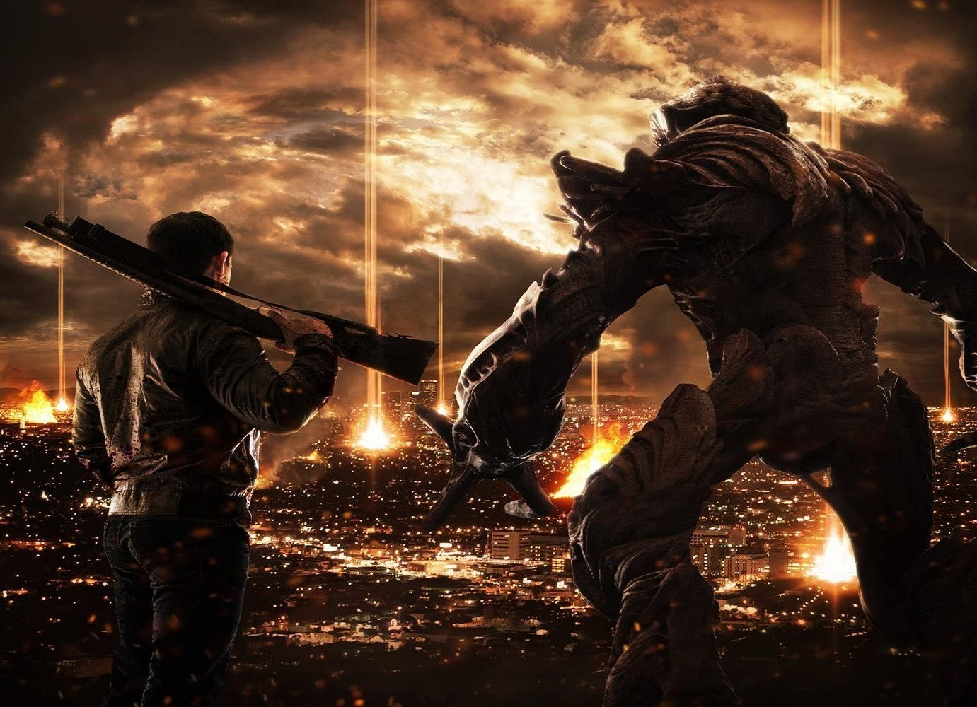 """Trailer: Humanity Fights for Survival in the Second Promo for """"Beyond Skyline"""""""