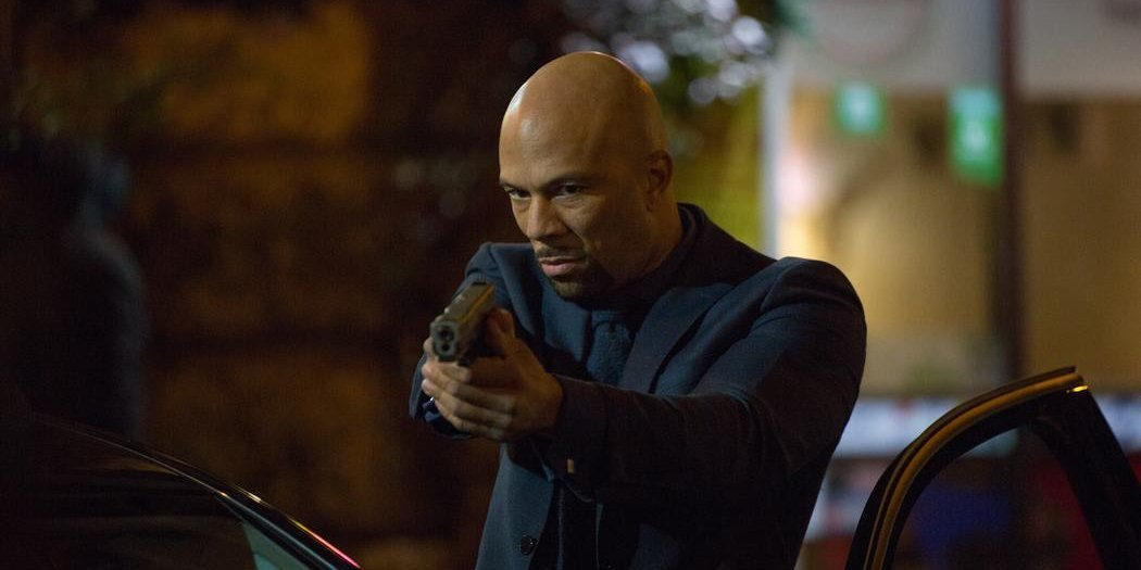 "Starz Acquires Common's Action Television Series ""Black Samurai"""