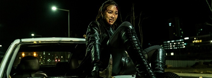 "Watch an Action Packed Clip from the Korean Action-Thriller ""The Villainess"""