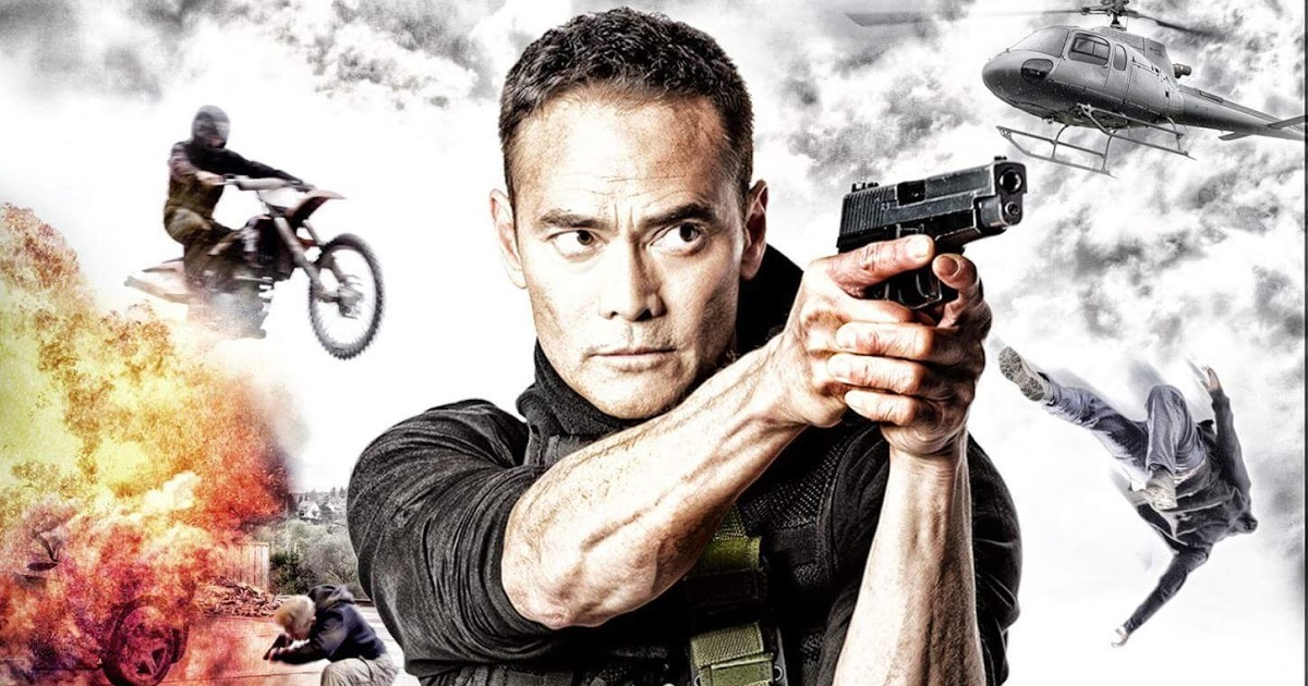 """Trailer: Mark Dacascos is Ready to Unleash """"Ultimate Justice"""" this October!"""
