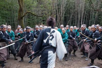 The New Trailer for BLADE OF THE IMMORTAL