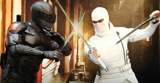 "The Action Fix: Snake Eyes and Storm Shadow Battle for Supremacy in ""GI Joe: Retaliation"""