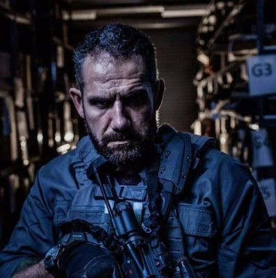 "Review: Mikal Vega is the Real Deal in the Military Action-Thriller ""Black"""