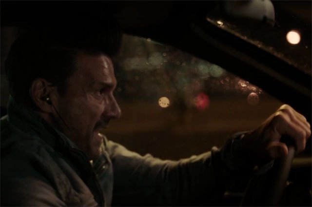 """Trailer: Frank Grillo is Hell on Wheels in the Action-Thriller """"Wheelman"""""""