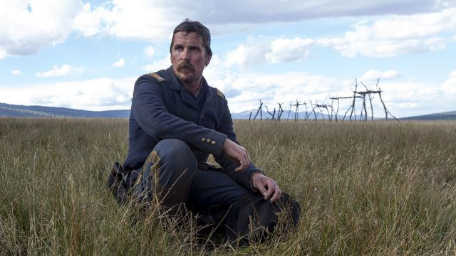 "Trailer: Christian Bale Must Protect Those He Hates in the Western ""Hostiles"""