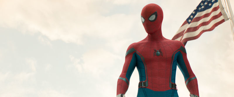 "Home Video: ""Spider-Man: Homecoming"" Swings Home this Fall!"