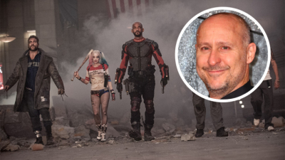 """""""Warrior"""" Director Gavin O'Connor Tapped to Helm """"Suicide Squad 2"""""""