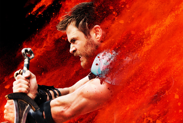 "Behold! New Character Posters for ""Thor: Ragnarok"" have Arrived!"