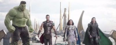 "Trailer: Lets Get Ready to Rumble in the New Spot for ""Thor: Ragnarok"""