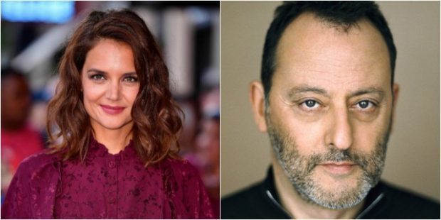 "Katie Holmes and Jean Reno Team Up for Director Ryuhei Kitamura's Action-Thriller ""Doorman"""