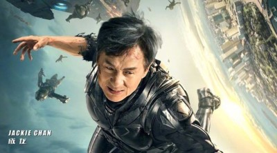 "Jackie Chan's New Sci-Fi Thriller ""Bleeding Steel"" Unveils a New Poster!"