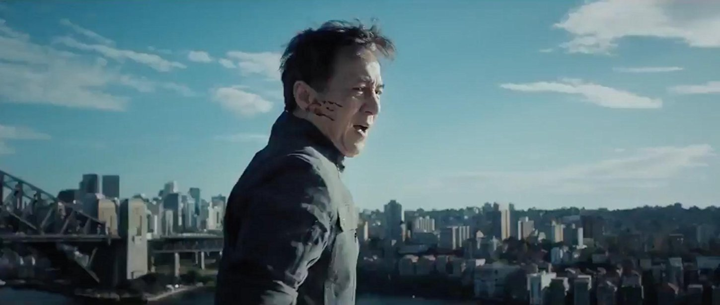 "Trailer: Jackie Chan is Back in the Sci-Fi Thriller ""Bleeding Steel!"""