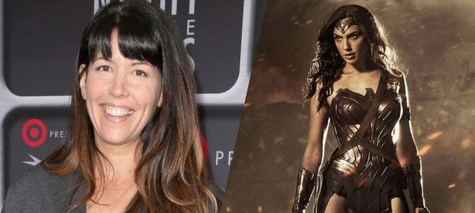 "It's Official! Patty Jenkins is Returning to Helm ""Wonder Woman 2"""