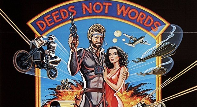"""Classic Action: The Greatest Bad Movie of all Time- """"MEGAFORCE"""""""