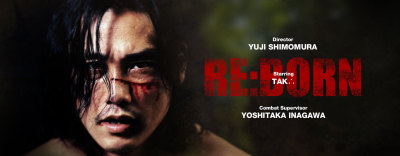 "Trailer: Tak Sakaguchi is Back in the New UK Trailer for the Adrenaline Pumping ""RE:BORN"""