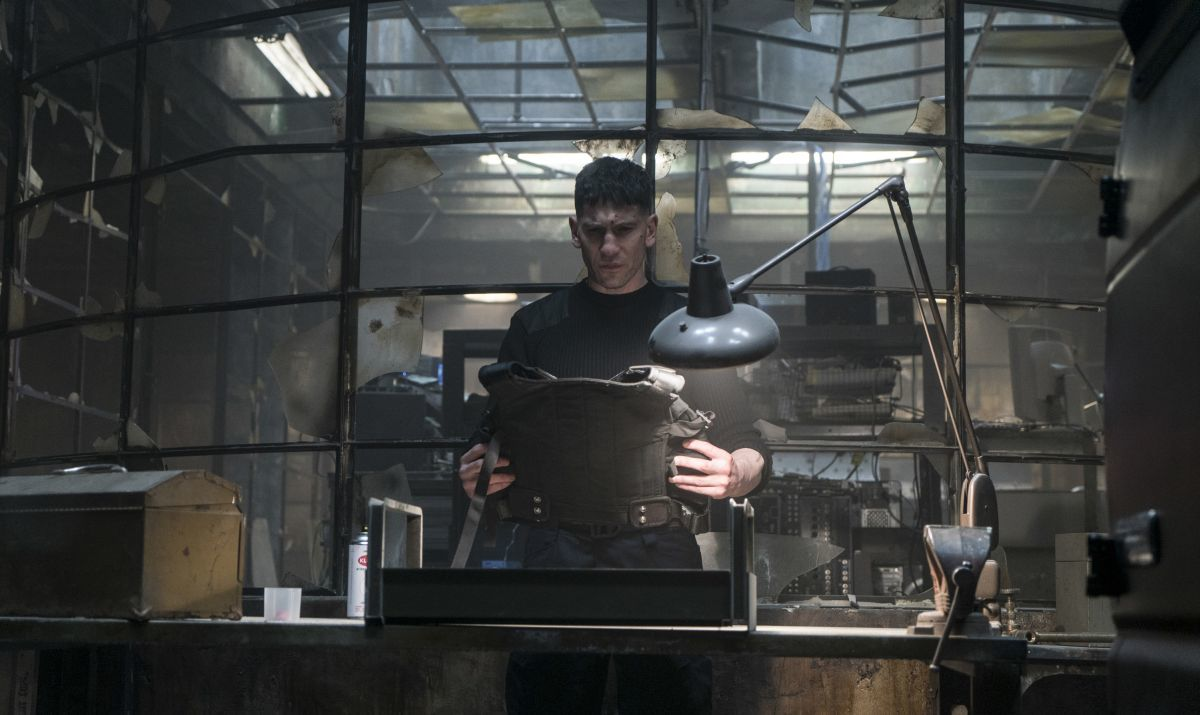 "Netflix Releases a New Promo and Photos from ""Marvel's The Punisher"""