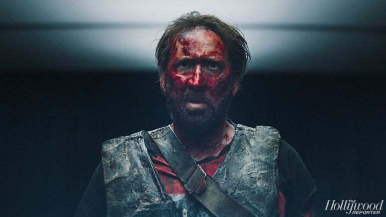"Nicolas Cage is a Busy Man with the Action-Thrillers ""Mandy"" and ""Primal"" in the Works!"