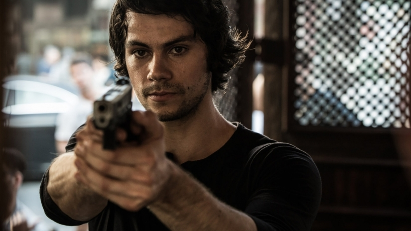"Watch Dylan O'Brien Become Mitch Rapp in the New ""American Assassin"" Featurette"