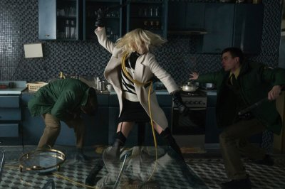 "Home Video: The Action Hit ""Atomic Blonde"" Battles its Way to Blu-Ray and Digital this Fall!"