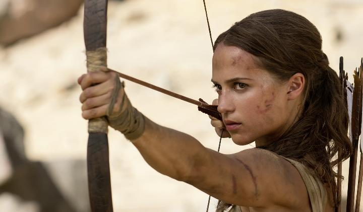 """New Trailer: The New Lara Croft has Arrived in the Reboot for """"Tomb Raider"""""""