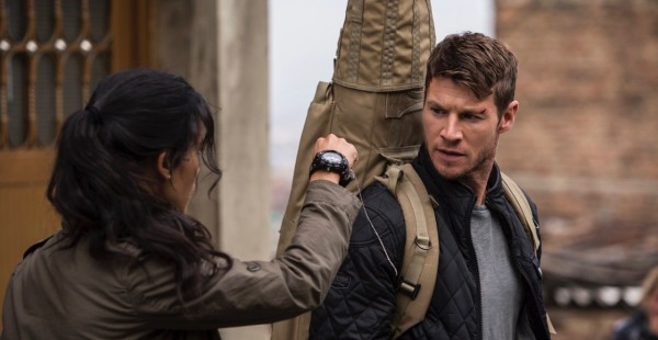 "Chad Michael Collins Meets the Locals in a New Clip from ""SNIPER: Ultimate Kill"""