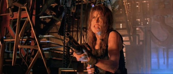 "The Original Sarah Connor is Back as Linda Hamilton Joins the New ""Terminator!"""