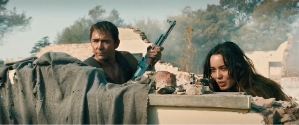 """Trailer: Humanity is in """"Revolt"""" Against an Alien Army in the New Sci-Fi Thriller"""