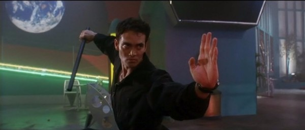 "The Action Fix: Mark Dacascos Unleashes Karate Mayhem in the Classic Action-Thriller ""Drive"""