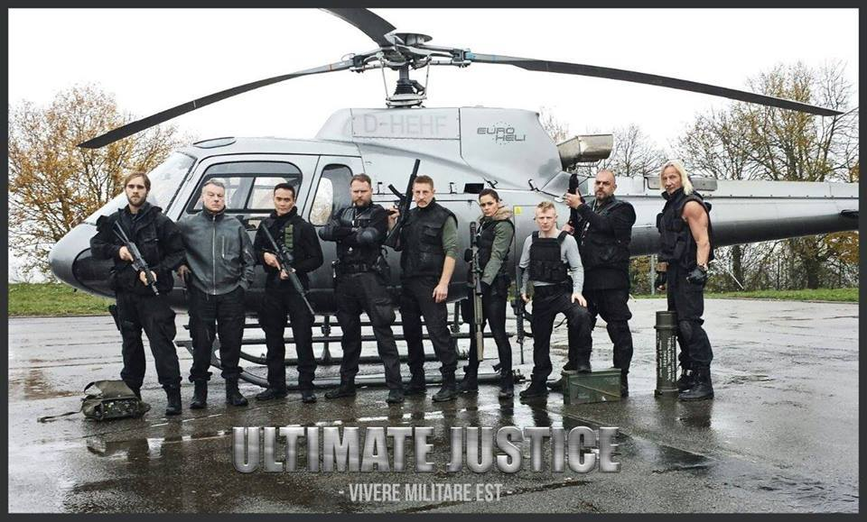 "Review: Mark Dacascos Delivers ""Ultimate Justice"" in an Action Fueled Adrenaline Rush!"