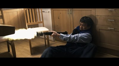 """Jackie Chan Goes for the Escape in a New Clip from """"The Foreigner"""""""