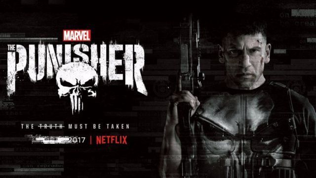 "Frank Castle is Ready to Deliver Punishment in New Posters for ""Marvel's The Punisher"""