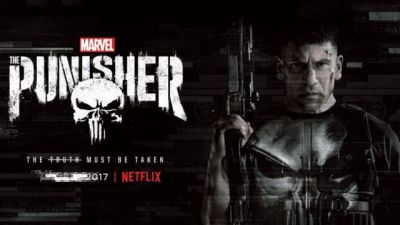 """Frank Castle is Ready to Deliver Punishment in New Posters for """"Marvel's The Punisher"""""""