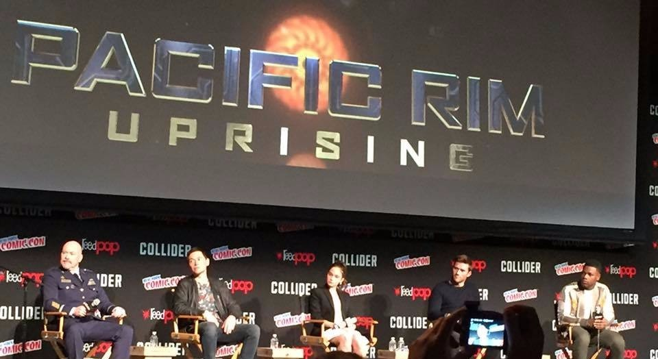 """NYCC 2017: """"Pacific Rim: Uprising"""" Storms into New York with a Trailer Full of Jaeger Action!"""