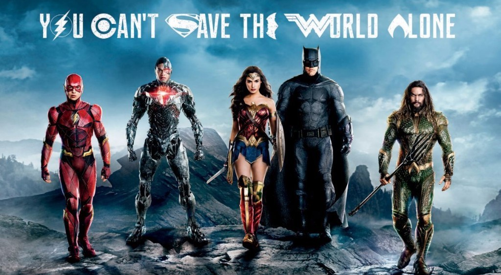 """Trailer: DC's Greatest Heroes Unite in the Final Promo for """"Justice League!"""""""