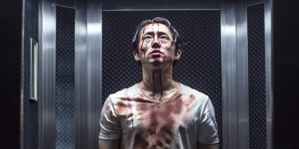 "Trailer: ""The Walking Dead's"" Steven Yuen Gets into More Bloody Trouble in ""Mayhem"""