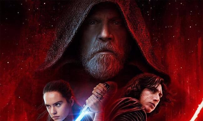 "Trailer: Luke Skywalker is Back with a Vengeance in ""Star Wars: The Last Jedi"""