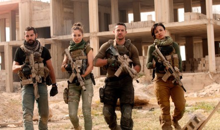 "Section 20 is Back as Cinemax's ""Strike Back"" Redeploys in February!"