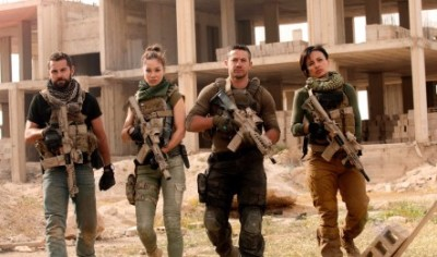 """Section 20 is Back as Cinemax's """"Strike Back"""" Redeploys in February!"""
