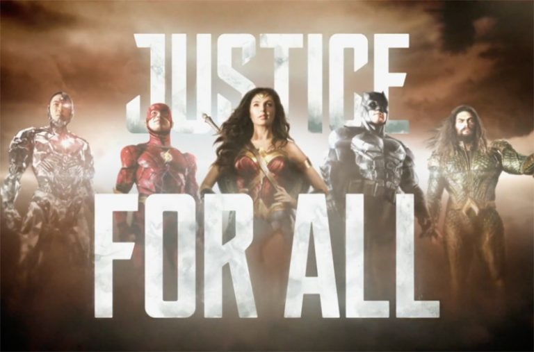 "It's Justice for All with a First Look and Promo for ""Justice League!"""