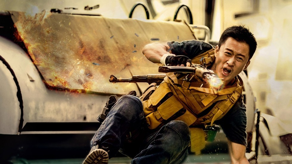 "Home Video: Well Go USA Deploys Wu Jing's ""Wolf Warrior 2"" in December!"