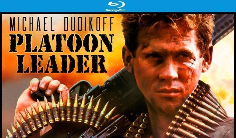 "Home Video: It's A Michael Dudikoff Twin Bill with the Release of ""Platoon Leader"" & ""Soldier Boyz"""