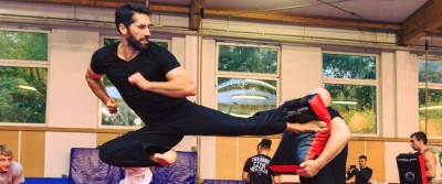 The Action Fix: Scott Adkins- The Most Complete On Screen Fighter in the World...Period!