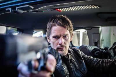 "Trailer: Ethan Hawke Will Have His Revenge in ""24 Hours To Live"""