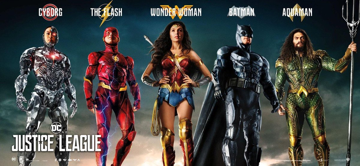 """Warner Bros. Releases the Running Time and Rating for """"Justice League"""" Along with Sequel Talk"""